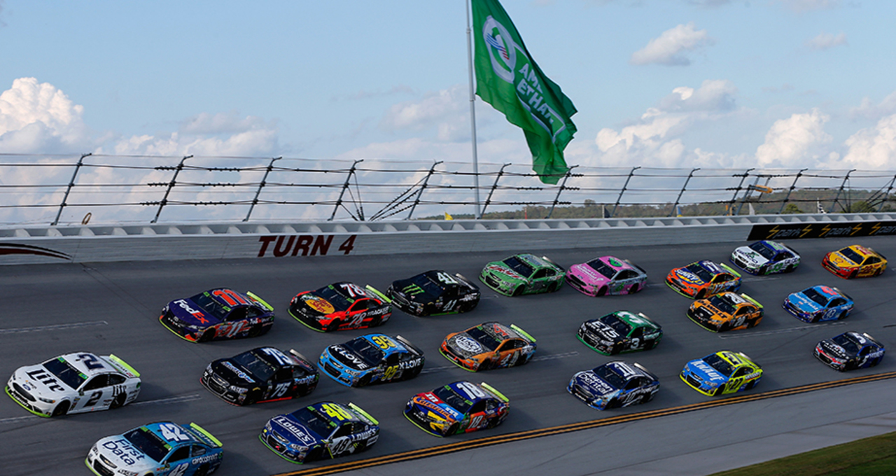 Preview Show: Who will tame Talladega in the playoffs?
