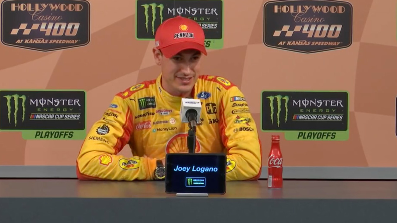 Joey Logano: Not good at playing it safe