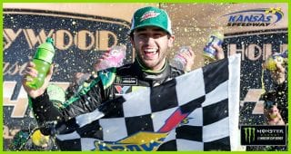 Race Recap: Chase Elliott earns second win in Playoffs at Kansas