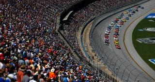 Talladega: You never bet on the favorite