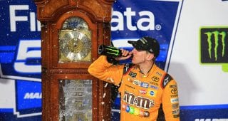Martinsville: Last three winners head to Championship 4