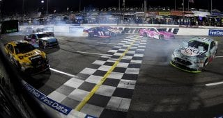 Martinsville: Always 'a grudge match at the end'