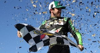 Chase Elliott's looking forward, not backward to wreck at Martinsville