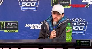 Chase Elliott reflects on debut, Martinsville lessons