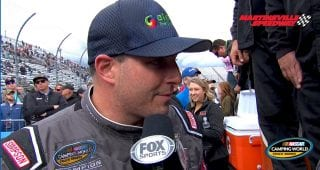 Sauter: 'We're going to Homestead to race for a championship'