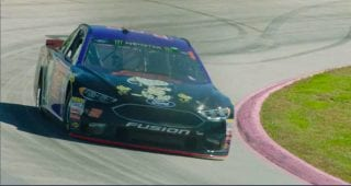 'There's probably a little extra edge here' at Martinsville