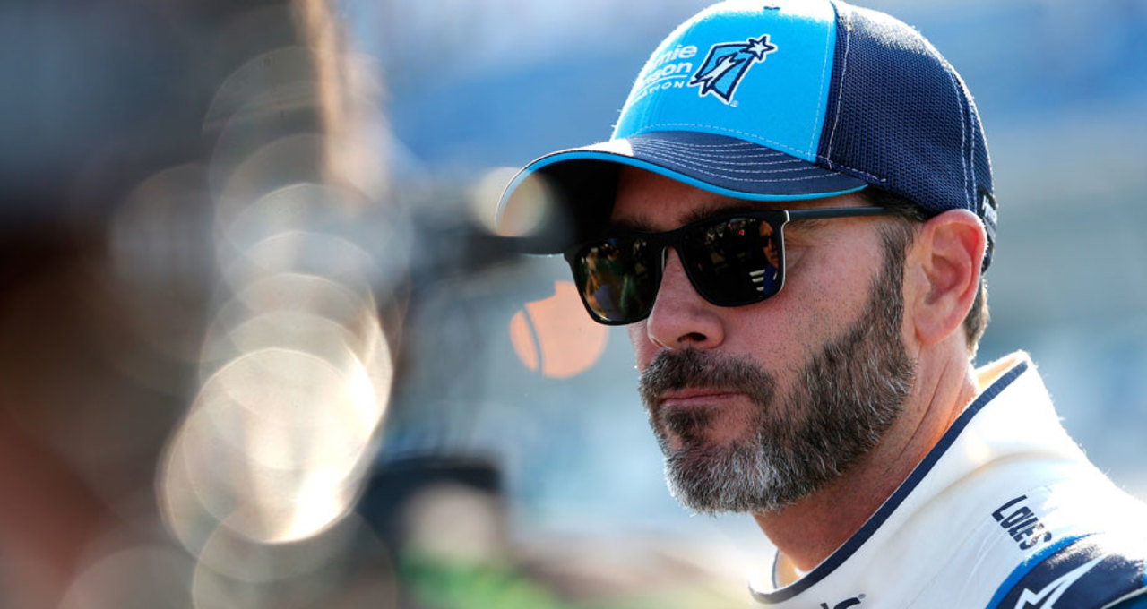 Jimmie Johnson earns full-time sponsor for 2019-20
