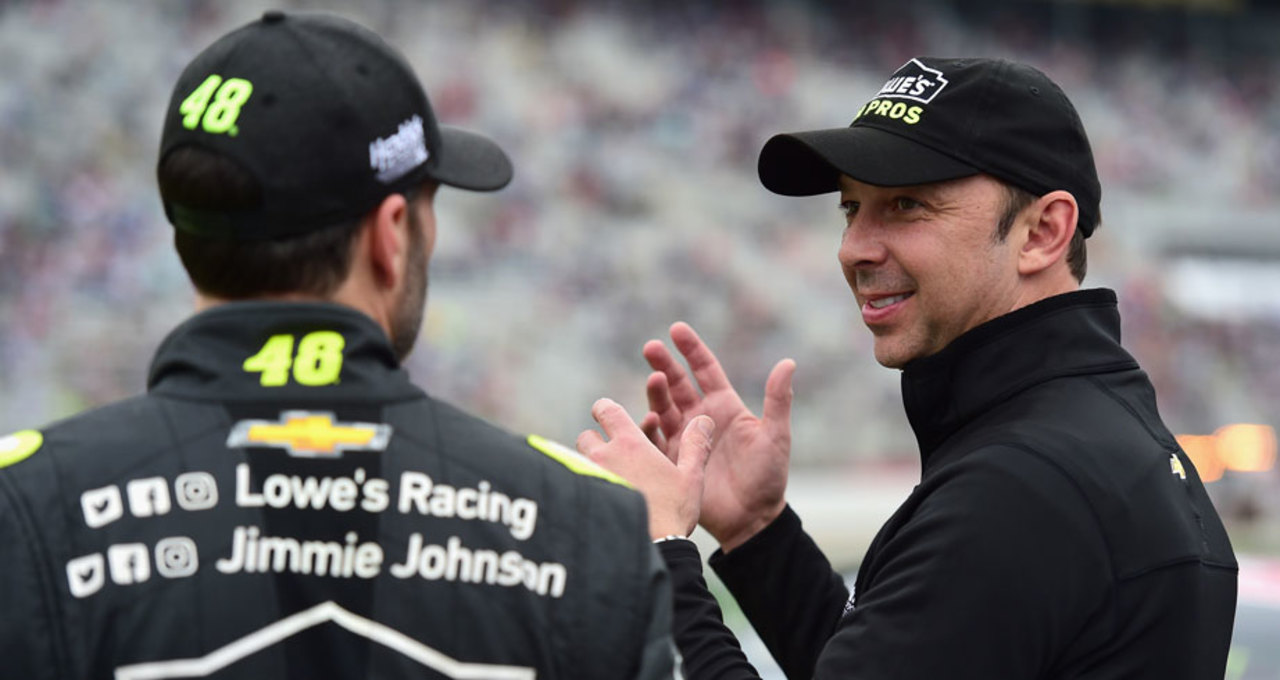 Hendrick Motorsports announces 2019 crew chief change for Nos. 24, 48