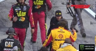 Nos. 22, 78 crew chiefs have post-race words