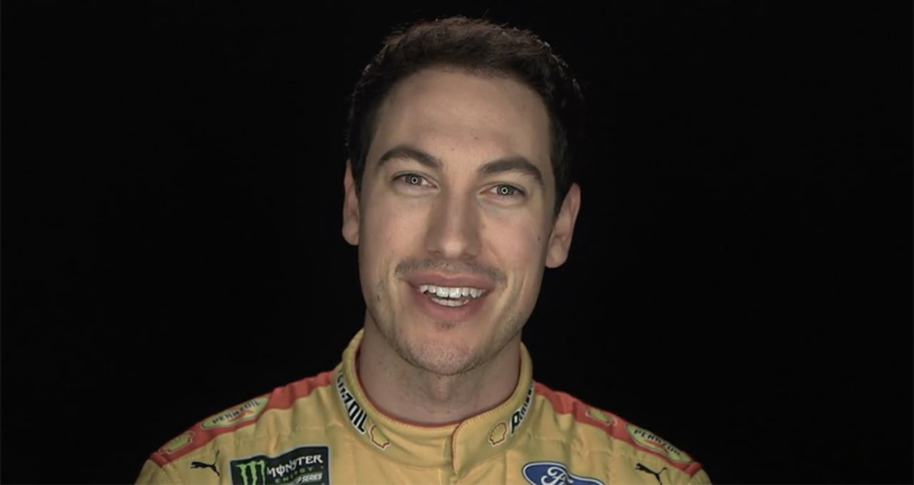 Logano: Bump-and-run moves 'don't get under my skin'