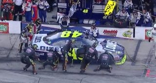 From The Vault: Pit crew swap for Team Hendrick