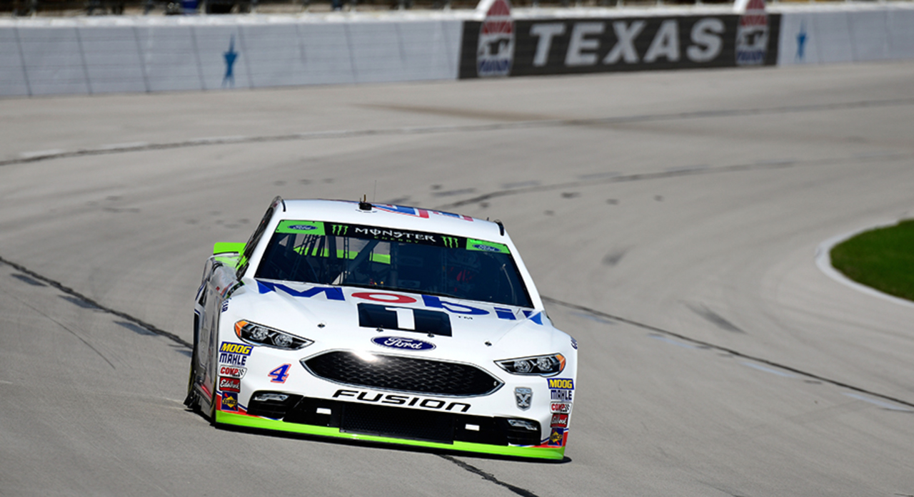 Starting Grid: Texas playoff race 2018