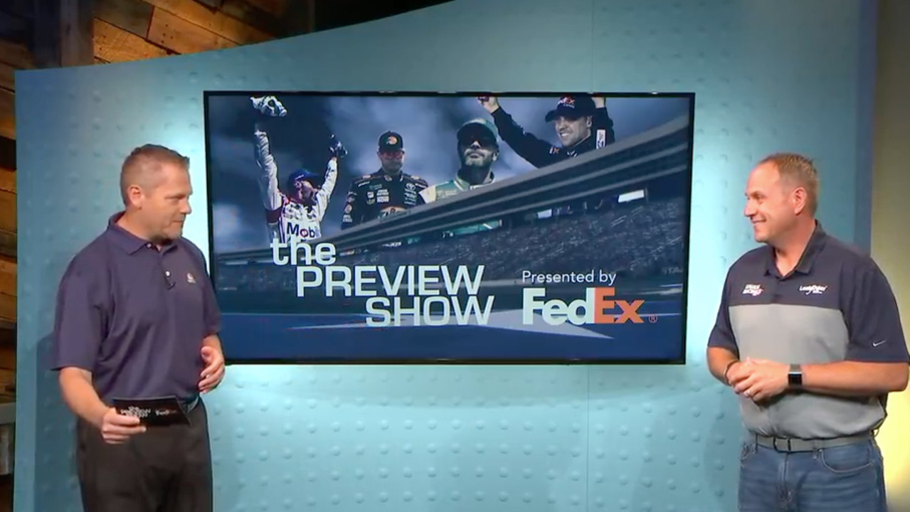 FedEx Preview Show: Texas