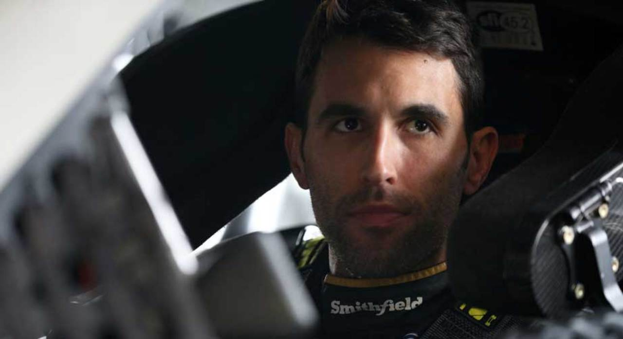 Almirola: 'Joey and I have talked'