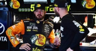Martin Truex Jr., Cole Pearn to join JGR in 2019