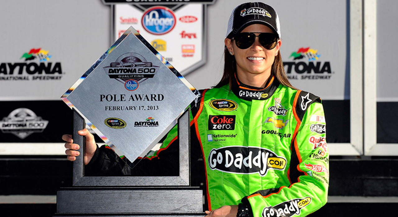 Sunoco Fueled for 15: Danica Patrick wins Daytona 500 pole