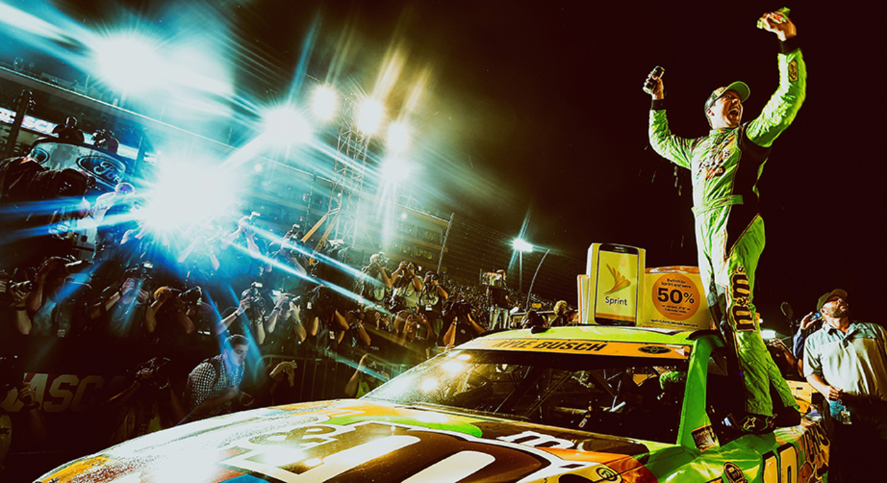 Sunoco Fueled for 15: Kyle Busch wins 2015 Championship in stunning comeback