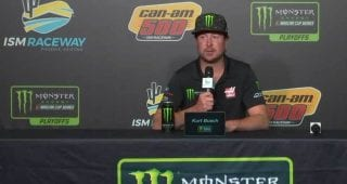 Kurt Busch: No. 4 penalty really puts us on par with 'Big 3'