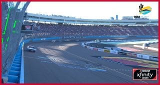 Bell punches Championship 4 ticket with win at ISM Raceway