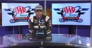 Almirola: Plain and simple, we've gotta go win at Texas