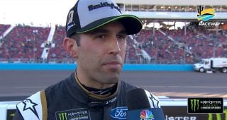 Almirola: 'The future of this team is so bright'