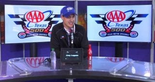Logano: Truex and I know where we stand after Martinsville