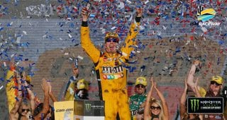 Kyle Busch on his momentum heading to Miami