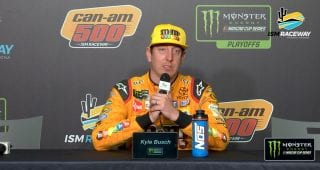 Kyle Busch on Championship 4: 'The best four … in a long time'