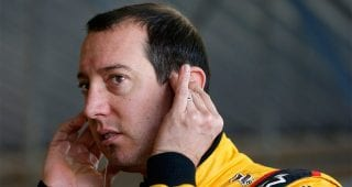 Kyle Busch on the puzzle of how to race others