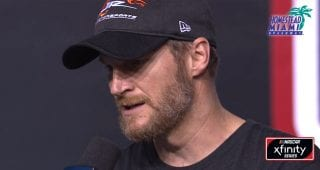 Dale Jr. praises Tyler Reddick after championship win