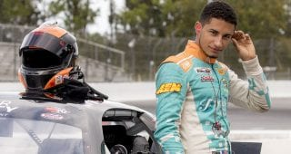 Ernie Francis Jr. back in the Drive for Diversity fold