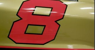 Richard Childress on bringing back the No. 8
