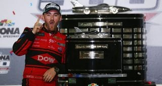 Year in review: Austin Dillon