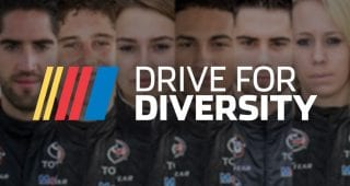 See the 2019 NASCAR Drive for Diversity class