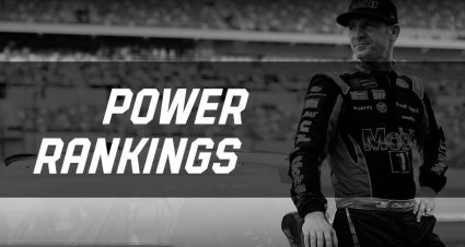 Top 20 Power Rankings Cup Series de Fontana a Martinsville 2019