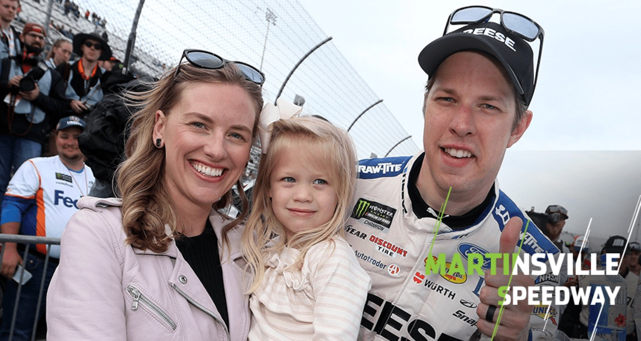 Keselowski 'in negotiations' with daughter Scarlett about