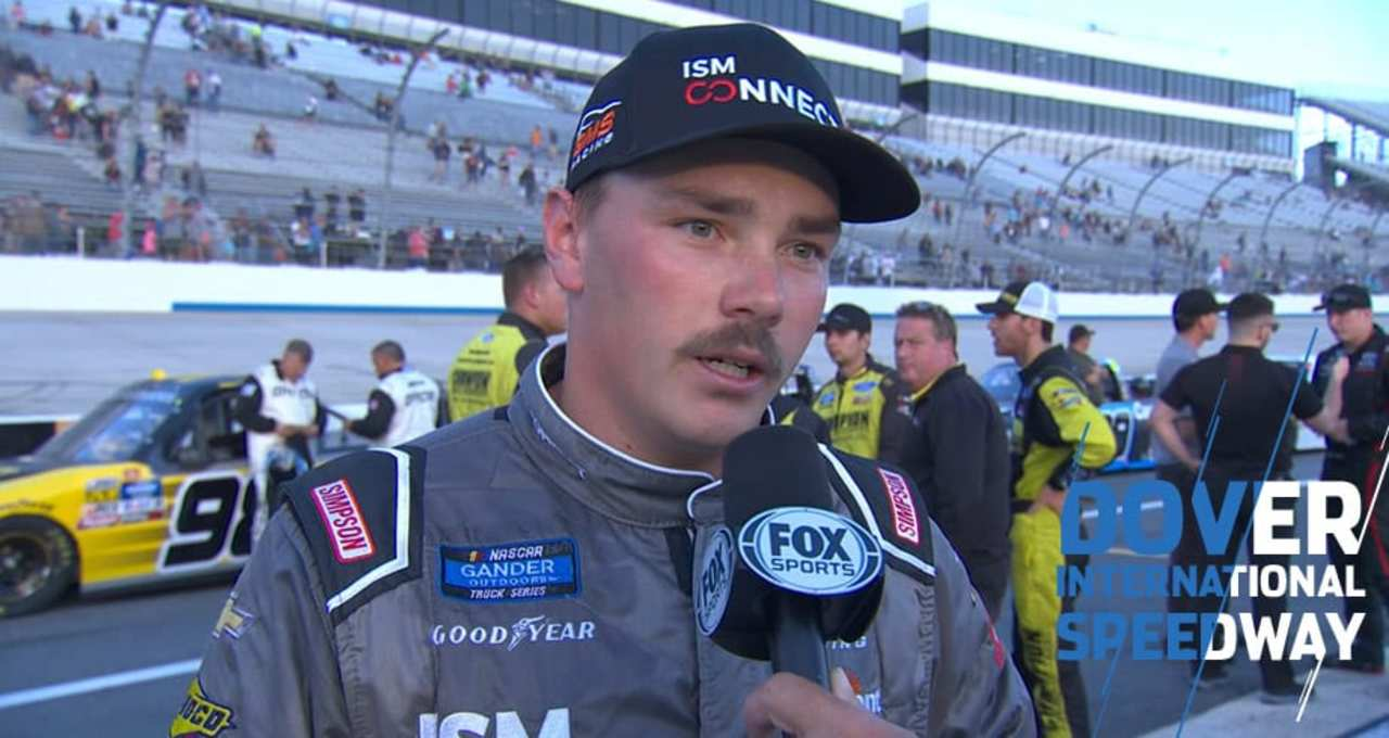 8e746f8a3 Moffitt after runner-up at Dover: 'The wins are coming' - NASCAR EN ESPANOL