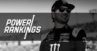 Top 20 Power Rankings Cup Series previo a Sonoma 2019