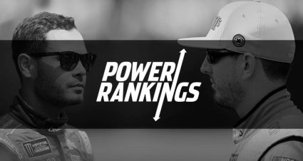 Top 20 Power Rankings Cup Series de Sonoma a Chicagoland