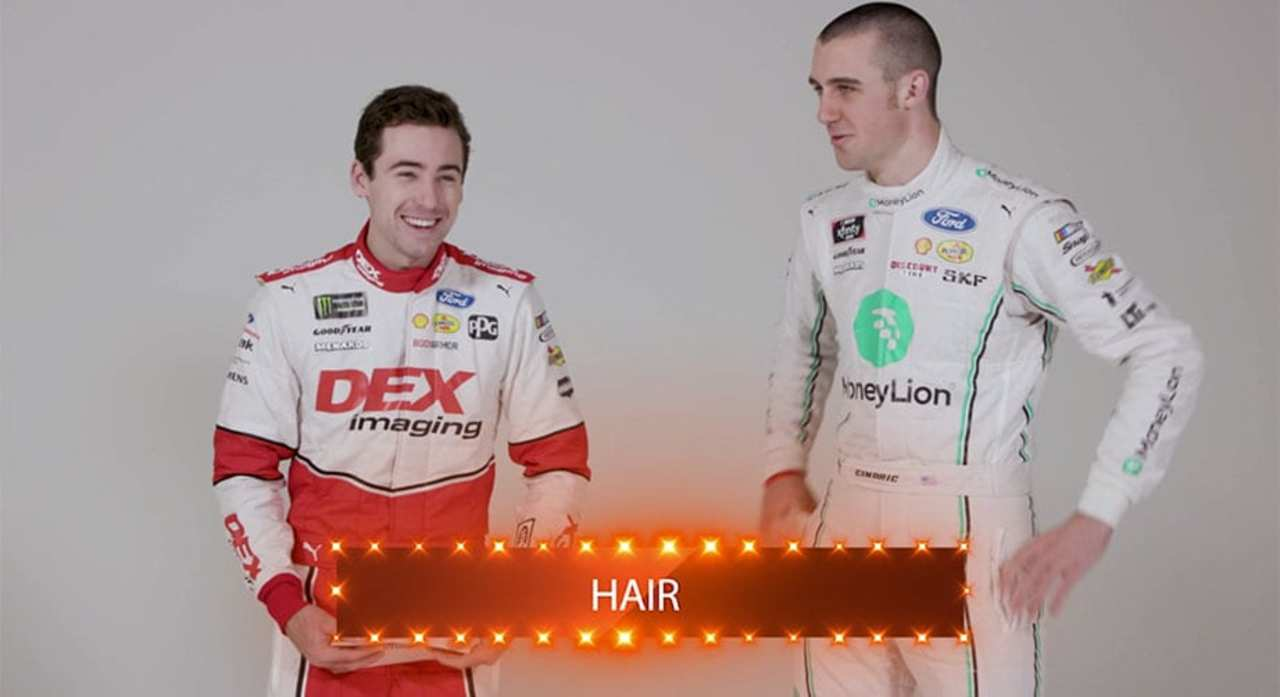 The Penske Feud, Part 2: Ryan Blaney hosts classic game show