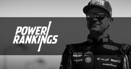 Top 20 Power Rankings Cup Series de New Hampshire a Pocono