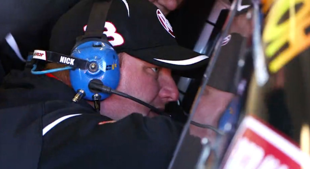 Remembering crew chief Nick Harrison - NASCAR EN ESPANOL
