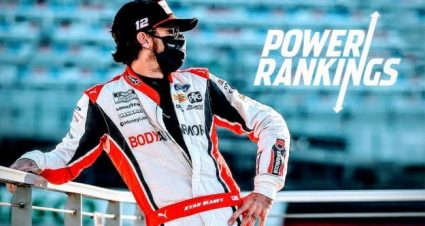 Top 20 Power Rankings de la Cup Series 2929 camino a Daytona